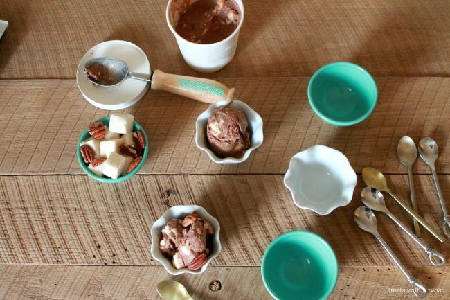 Rocky Road Coconut Milk Ice Cream 4