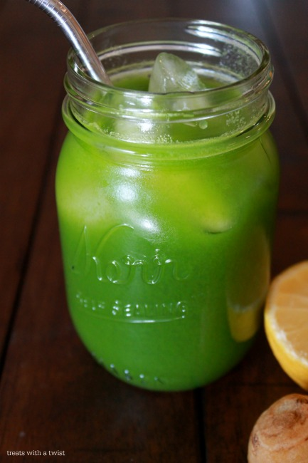 how to make fresh ginger juice