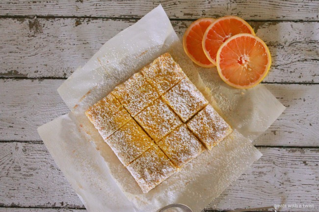 Grapefruit Bars 1