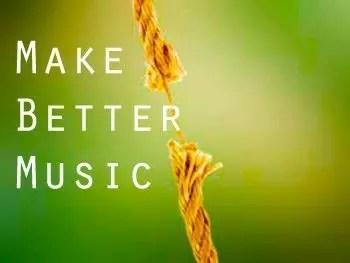 make better music. Trebuchet magazine