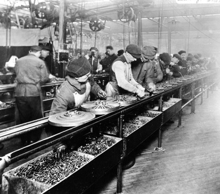 Rivoluzione industriale | Cambiare Lavoro Facile