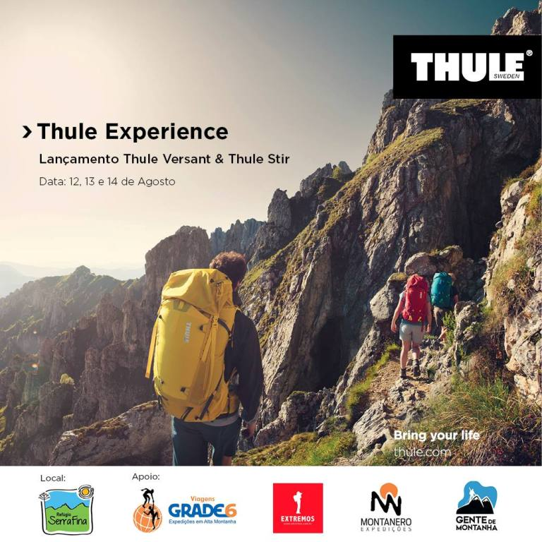 Thule Versant e Thule Stir