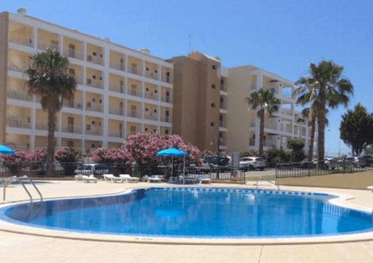 luxury resort in the Algarve