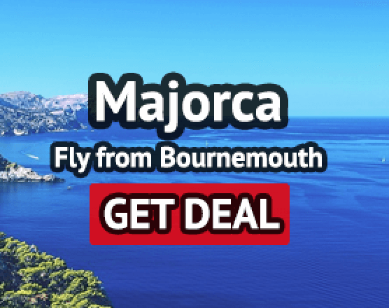 Palmanova all inc holiday from Bournemouth