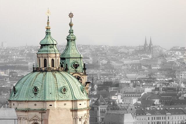 Cheap city break to Prague