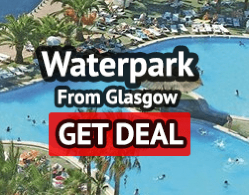 Waterpark all inc holiday from Glasgow