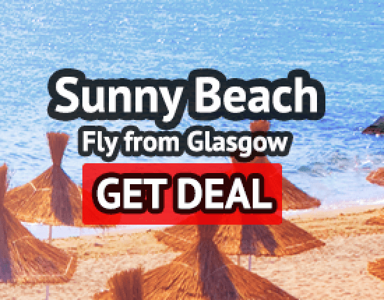 Sunny beach all inclusive from Glasgow