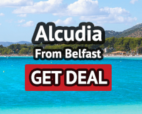 Alcudia all inc holiday from Belfast