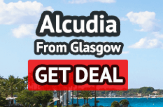 Alcudia all inc holiday from Glasgow