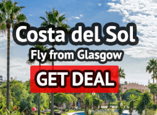 Costa del Sol holiday from Glasgow