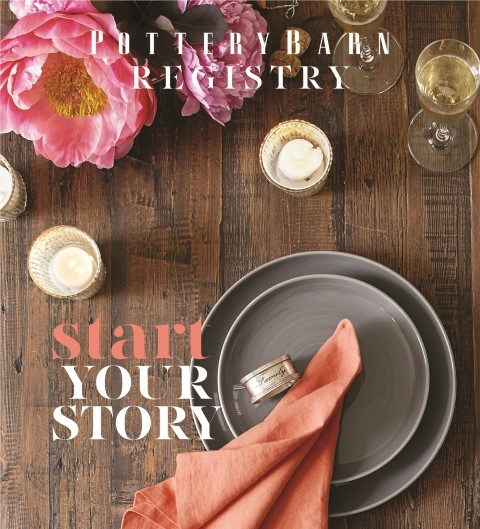 ... Journey with Pottery Barn's Bridal Gift Registry | | Trend Hotspot
