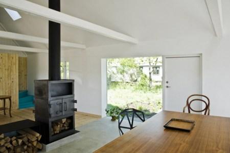 contemporary farmhouse interior design 1