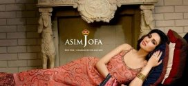 Asim Jofa Winter and Fall Collection 2014-2015