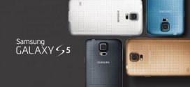 Samsung launches flagship Galaxy S5 smartphone