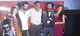 Grand Trailer launch of movie Desi Kattey