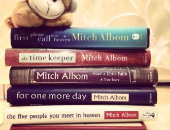 Mitch Albom: Writer Of The Week