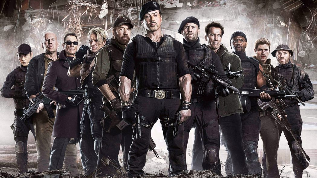 The Expendables 3 2014 Movie Wallpaper