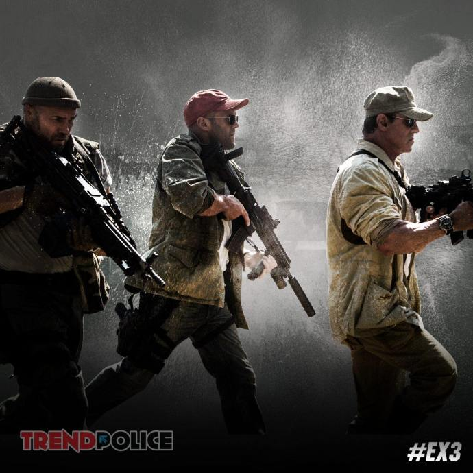 The Expendables 3 Moview 3
