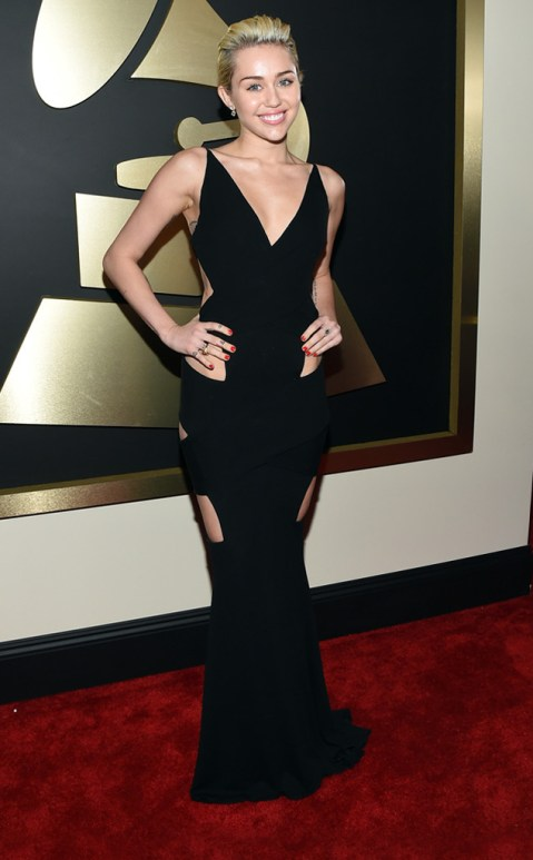 miley cyrus Grammy awards