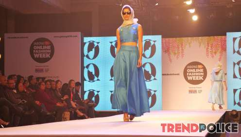 Nitya Bajaj Jabong Online Fashion Week 9