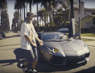 Rapper Makes Epic Music Video That Looks Like a Million Bucks But Costs Only $350