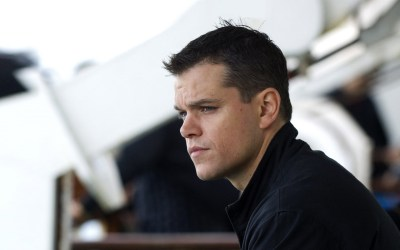 Matt Damon in 2007