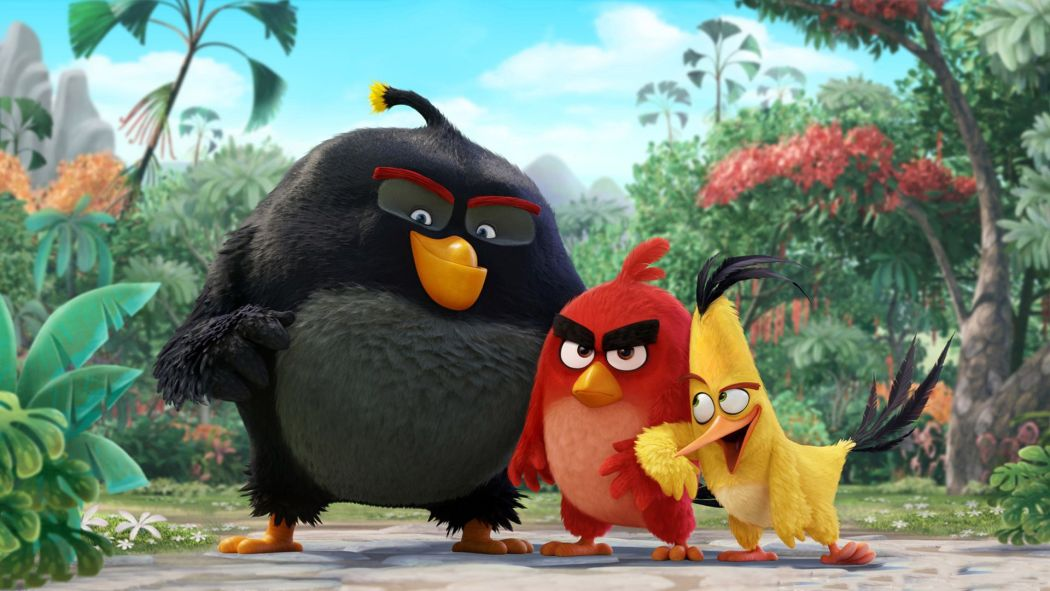 Angry Birds Movie TV Commercial