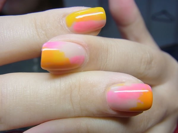 Nail Common nail art
