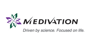 MDVN 12/8/2015 – Medivation's Downtrend Channel Test