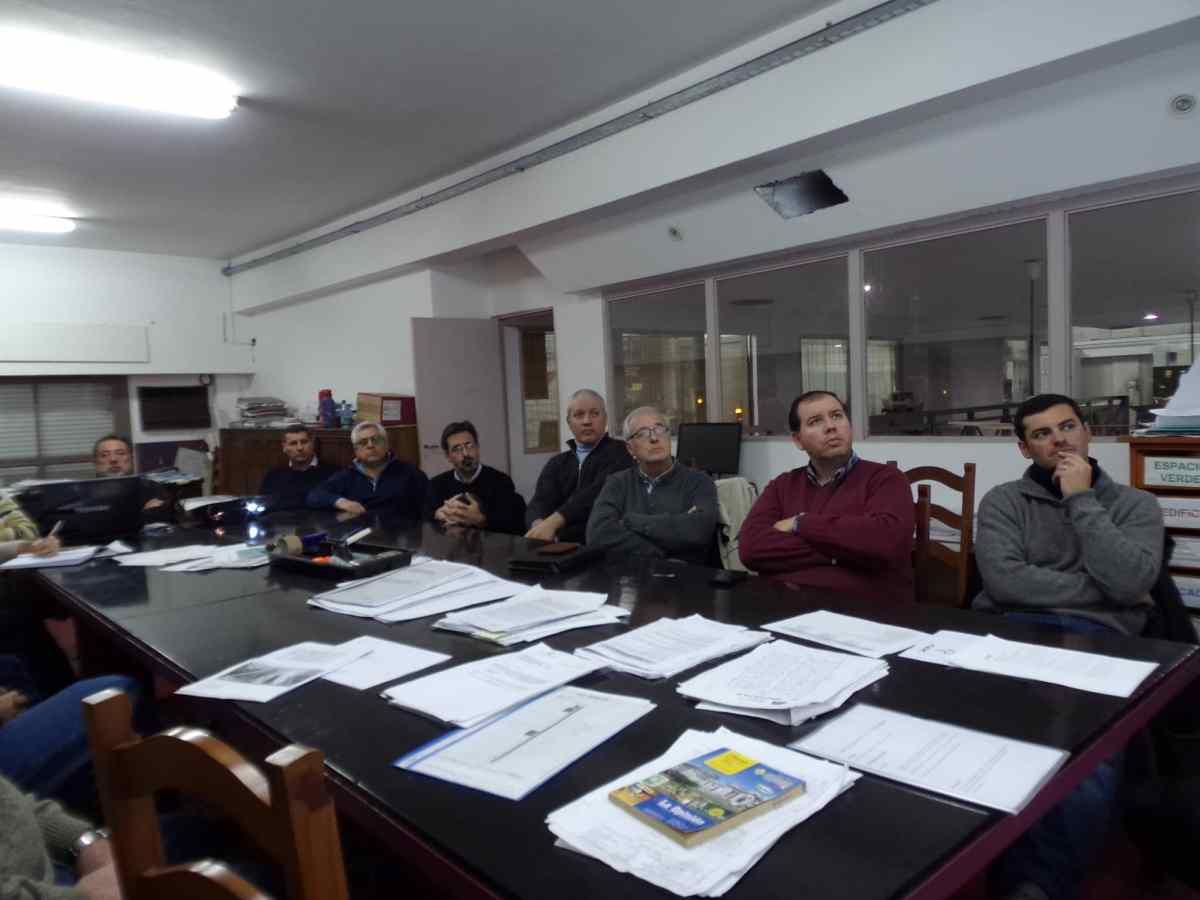 Se reunió ayer el Consejo Asesor de Planificación Urbana