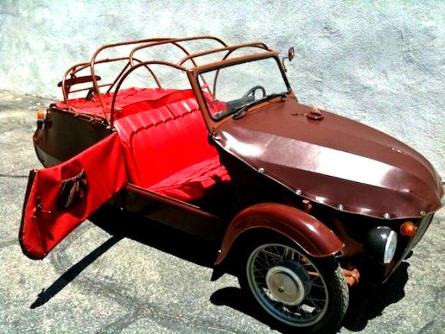 Cutest Little Boho Chic Car Ever Made Meet Velorex Oskar