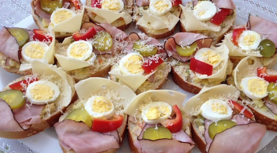 Czech-Snack-Platter