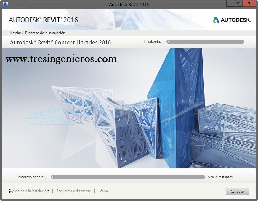 Autodesk Revit 2016 ingles - 2 link - 64 bit