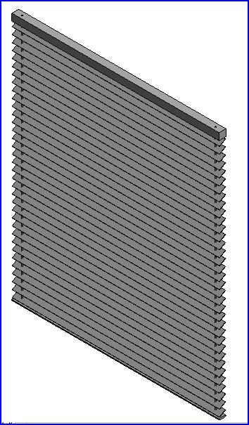 Familias para Revit | 54 Ventanas Varios | 62 persianas de ventana .rfa
