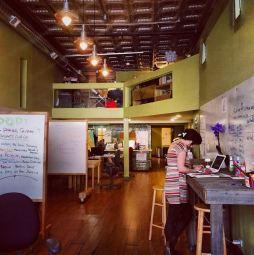 CivicLab main room