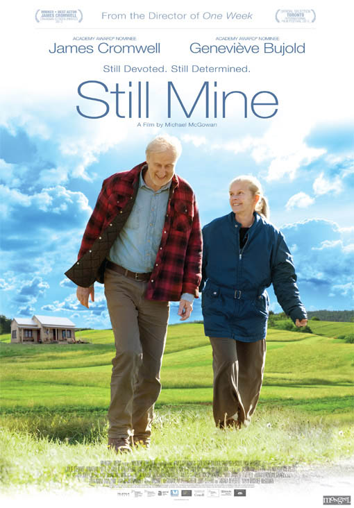 The movie poster for Still Mine