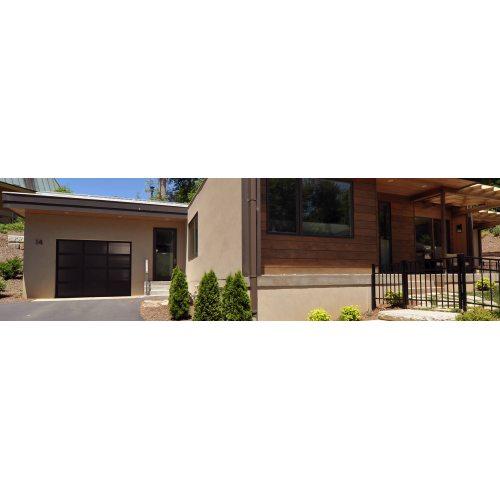 Medium Crop Of Contemporary Garage Doors