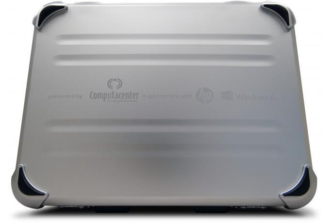 aluminium case with engraved customisation