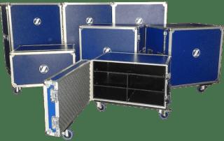Zimmer Medical Rack Flight Case
