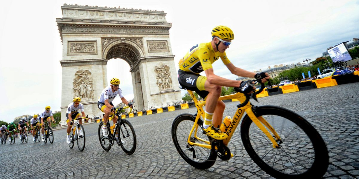 Tour de France 2018  Wild card teams revealed  Breaking  Tour de France 2018  Wild card teams revealed