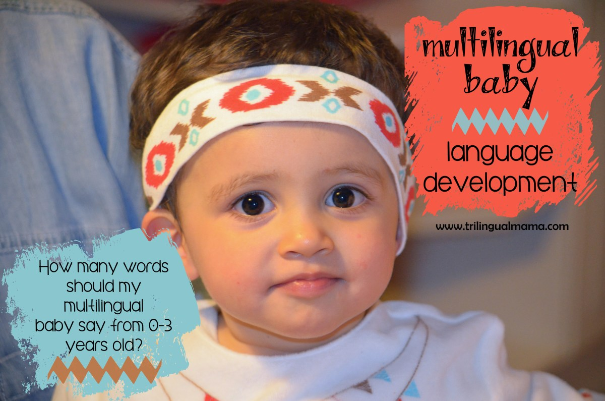 Multingual Babies Language Development