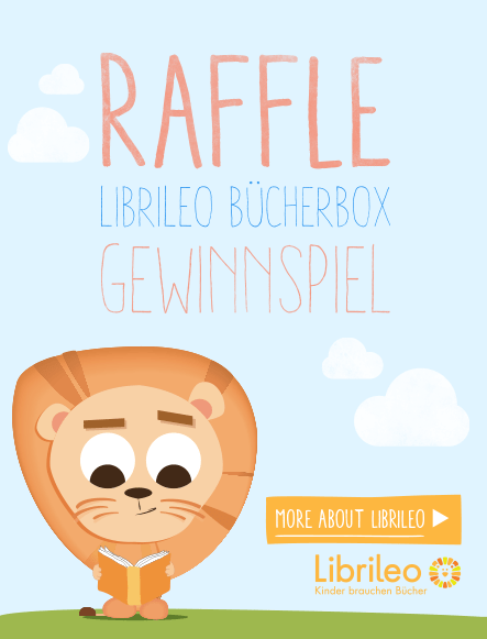 Librileo book giveaway contest | Trilingual Mama