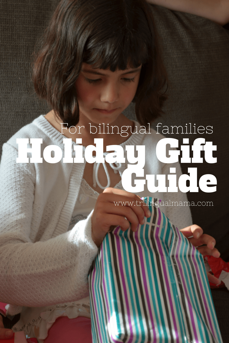 Holiday gift guide for bilingual families