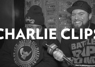 "Charlie Clips accepts the ""Battler of the Year"" Award (Video)"