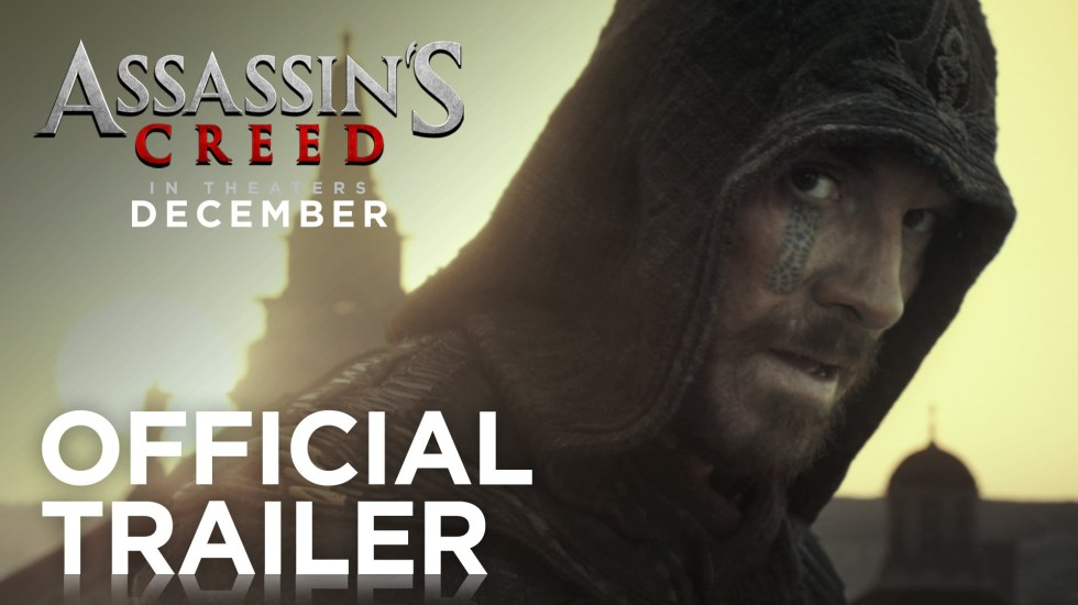 Assassin's Creed starring Michael Fassbender – Official Trailer