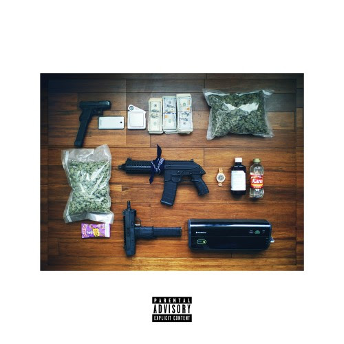 Houston's Maxo Kream is On His Persona Sh*t in His New Mixtape