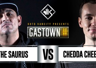 Rap Battle – The Saurus vs Chedda Cheese (Video)