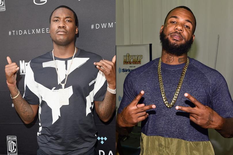 EP 027: The Game vs Meek Mill, Lupe Fiasco, Drake better than Tupac
