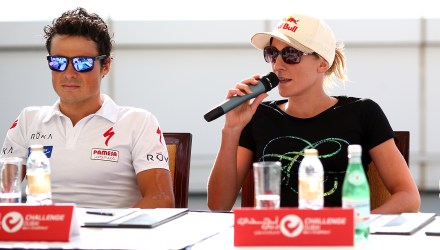 Challenge Triathlon Dubai - Press Conference