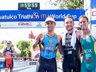 2016 ITU Huatulco World Cup